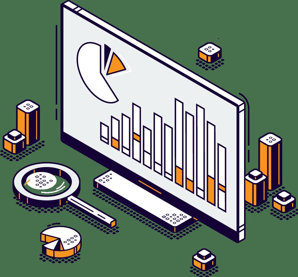 πληρη στατιστικα πελατων προιοντων παραγγελιων